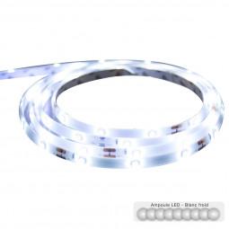Ruban LED blanc 3M
