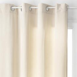 Rideau ivoire Lilou 140 x 260 cm