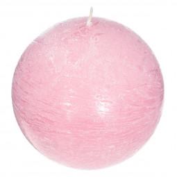 Bougie boule parfumée FLEUR DE CERISIER ELEA D 10 cm