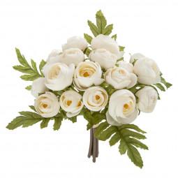 Bouquet 18 minis camélias H30