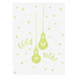 Sticker Kids 50X70 phosphorescent ampoules