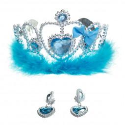 Tiare et bijoux princesse