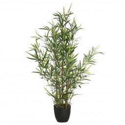 Plante artificielle Bambou en Pot Hauteur 90 cm