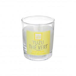 Bougie parfumée yuzu et thé vert D9