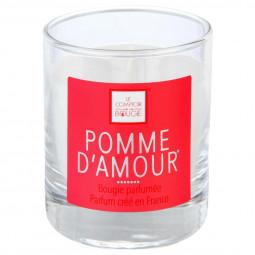 Bougie parfumée pomme d'amour D8
