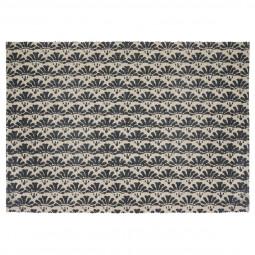 Tapis en coton imprimé 60x90 cm