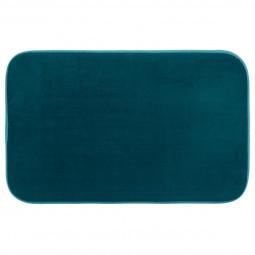Tapis à mémoire de forme vert émeraude