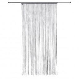 Rideau de fil gris 120X240