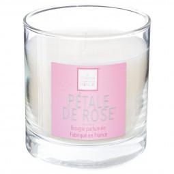 Bougie parfumée rose elea 470g