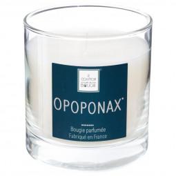 Bougie parfumée opoponax elea 470g