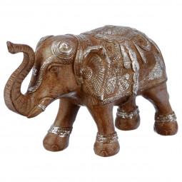 Éléphant résine H15