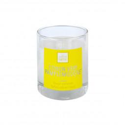Bougie parfumée citron vert pamplemousse D8