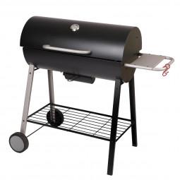 Grand Barbecue à charbon 100 cm forme bidon neka arguin