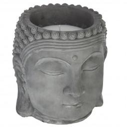 Bougie Bouddha parfumée citronnelle 900G