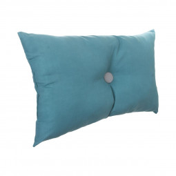 Coussin turquoise 30 x 50 cm Lovely