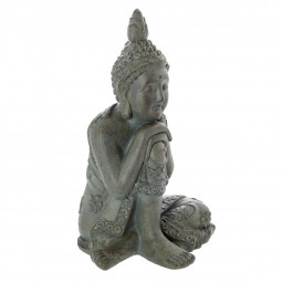 Bouddha assis H55