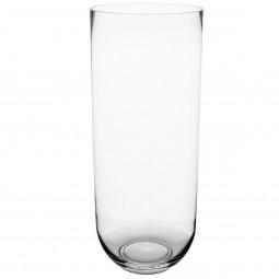 Vase cylindre verre H50