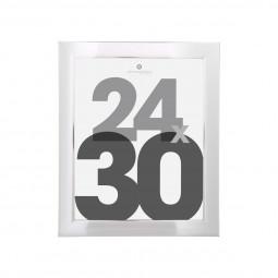 Cadre photo silver 24X30 cm