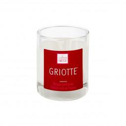 Bougie parfumée griotte D8