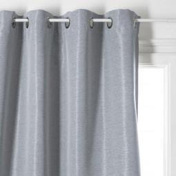 Rideau occultant gris foncé Jo 140 x 260 cm
