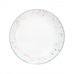 Assiette à dessert minérale 19 cm