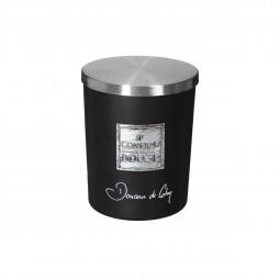 Bougie parfumée douceur de coton D10