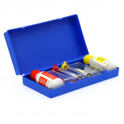 Trousse d'Analyse Eau de Piscine Ph et Chlore