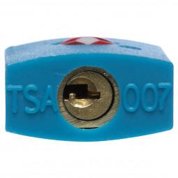 Cadenas TSA à clef