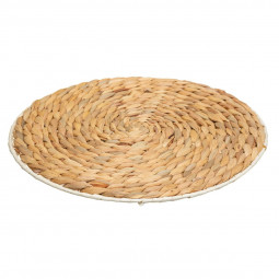 Set de table rond  D35 cm en roseau natural mood