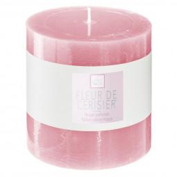 Bougie votive parfumée FLEUR DE CERISIER ELEA 10 X 10 cm