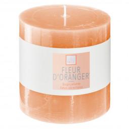 Bougie votive parfumée FLEUR D ORANGER ELEA 10 X 10 cm