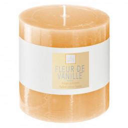 Bougie votive parfumée FLEUR DE VANILLE ELEA 10 X 10 cm