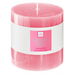 Bougie votive parfumée BARBE A PAPA ELEA 10 X 10 cm