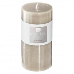 Bougie ronde parfumée NEROLI DU MAROC ELEA H 14 cm