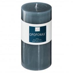 Bougie ronde parfumée OPOPONAX ELEA H 14 cm