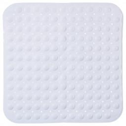 Fond de douche en pvc  blanc