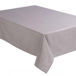 Nappe gris foncé Isa 135x240 cm