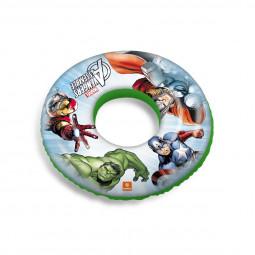 Bouée gonflable décorée Avengers D 50 cm