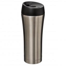 Mug isolant 35 cl silver