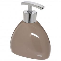 Distributeur à savon silk taupe