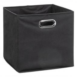Boîte de rangement gris 31x31