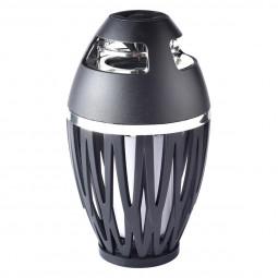 Enceinte Bluetooth avec lampe LED Effet Flamme