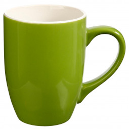 Mug vert rond colorama 31 cl