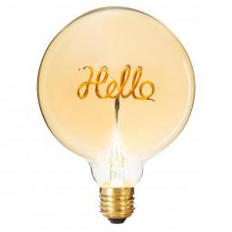 Ampoule Décoration Hello