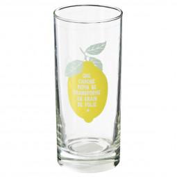 Verre Limonade So Fresh 36 cl